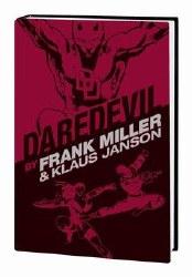 Daredevil By Miller and JansonOmnibus HC New Ptg