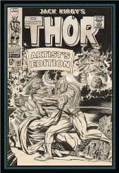 Jack Kirby Mighty Thor ArtistEd HC