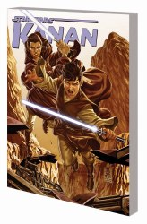 Star Wars Kanan TP VOL 02 First Blood