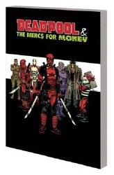Deadpool and Mercs For Money TP VOL 00 Merc Madness