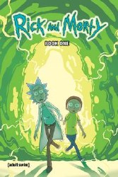 Rick & Morty HC Book 01 (C: 1-0-0)
