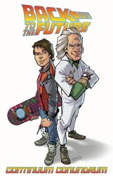 Back To the Future TP VOL 01 Continuum Conundrum