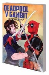 Deadpool V Gambit TP V Is For Vs