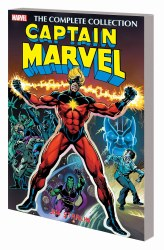 Captain Marvel By Jim Starlin TP Complete Collection (Aug161