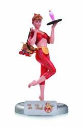 DC Bombshells the Flash JesseQuick Statue (Jun168011)