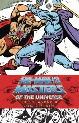 He-Man & Masters of Universe Newspaper Comic Strips HC (C: 1
