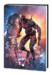 Deadpool Bad Blood Ogn HC