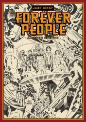 Jack Kirby Forever People Artist Edition HC