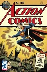 Action Comics #1000 1940s Var Ed