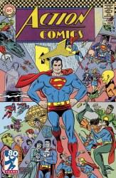 Action Comics #1000 1960s Var Ed