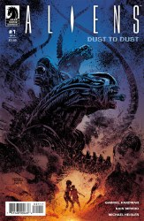 Aliens Dust To Dust #1 (of 4) Main Cvr (Mr)