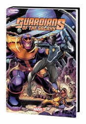 Guardians of Galaxy HC VOL 05