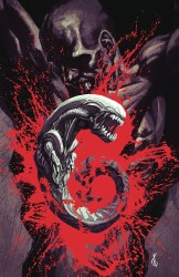 Aliens Dust To Dust #3 (of 4) Var D Anda Cvr (Mr)