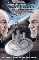 Star Trek Tng Through the Mirror TP (C: 0-1-2)