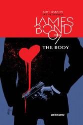 James Bond the Body HC