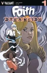 Faith Dreamside #1 (of 4) Cvr A Sauvage (Net)