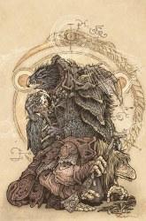 Jim Henson Beneath Dark Crystal #3 (of 12) Subscrip Petersen