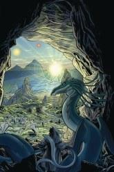 Jim Henson Beneath Dark Crystal #4 (of 12) Main Cvr Dewey