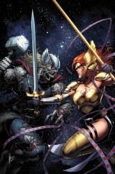 Asgardians of the Galaxy #3
