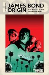 James Bond Origin #3 Cvr A Cassaday
