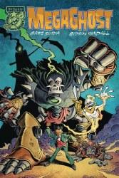 Mega Ghost #1 (of 5) Reg Cvr