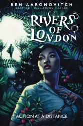 Rivers of London #3 (of 4) Action At a Distance (Mr)