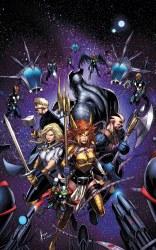 Asgardians of the Galaxy #4