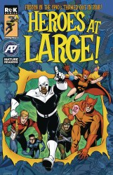 Heroes At Large #1 (Mr)
