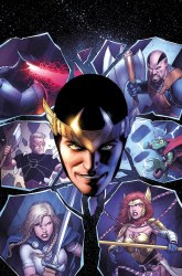 Asgardians of the Galaxy #5