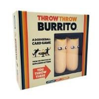 Throw Throw Burrito English