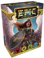 Epic Card Game EN