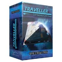 Traveller Ship Deck Type S Scout Deck Expansion EN
