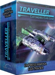 Traveller Ship Deck Empress Marava Far Trader Expansion EN