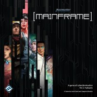 Android Netrunner -  Mainframe English