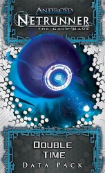 Android Netrunner LCG (ADN14) Double Time Exp. EN
