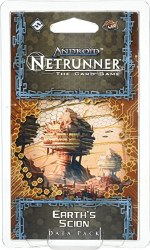 Android Netrunner LCG (ADN45) Earth's Scion Exp. EN