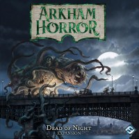 Arkham Horror AHB04 Dead of the Night Expansion EN