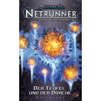 Android Netrunner LCG (D2560) Der Teufel und der Drache DE