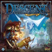 Descent: Journeys in the Dark 2nd Edition English