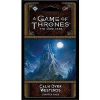 Game of Thrones LCG (GT06) Calm Over Westeros Chapter Pack