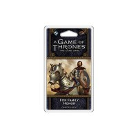 Game of Thrones LCG (GT11) ForFamily Honor Chapter Pack