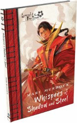 Legend Of The Five Rings LCG Whispers of Shadow and Steel EN