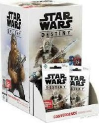 Star Wars Destiny Convergence Display English