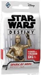 Star Wars Destiny Spark Of Hope Boosterpack EN