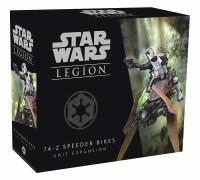Star Wars Legion 74-Z SpeederBikes Unit Expansion EN