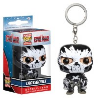 Funko POP! Keychain Civil War Crossbones