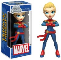 Funko Rock Candy Marvel Captain Marvel