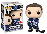 Funko POP! Toronto Maple Leafss Auston Matthews