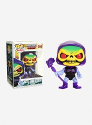 Funko POP! Masters of the Universe Battle Armor Skeletor
