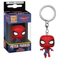 Funko POP! Keychain Animated Spider-Man Peter Parker